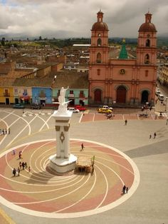 Ipiales, Departamento de Nariño Colombia. Backpacking South America, South America Travel, The Beautiful Country, Beautiful Places, Travel Around The World, Around The Worlds, Ecuador, South America Destinations, Cartago