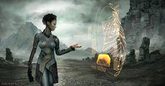 Tracker by Alwyn Talbot   Sci-Fi   2D   CGSociety