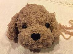 Love Crochet, Knit Crochet, Beagle Dog, Fun Hobbies, Crochet Purses, Diy And Crafts, Dog Cat, Cool Style, Teddy Bear