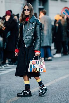 Best street style looks at Milan Fashion Week Men's. See Vogue's best street style looks at Milan Fashion Week Men's.