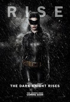 Anne Hathaway aka #Batgirl in ~The Dark Knight Rises~ #Batman