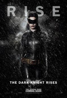 Anne Hathaway aka #Batgirl in ~The Dark Knight Rises~ #Batman