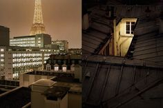 Anyone wants to go on any rooftops in Paris?