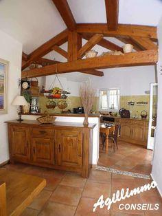 Villa provençale avec belles prestations dans le Var dans le Sud Est de la France