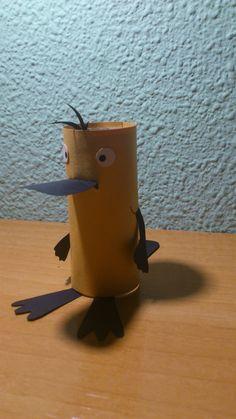 Resultado de imagem para lembrancinha eva de ornitorrinco