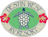Fort Walton Beach Luxury RV Parks on Okaloosa Island - Destin West RV Resort