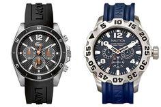 755561099b7 Moda masculina  3 tipos de relógio para ter em sua coleção. borracha