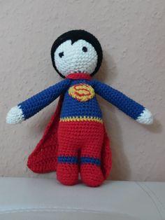Ein kleiner Lalylala-Superman für meinen kleinen Neffen :)