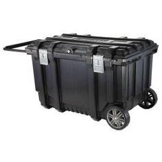 Camping Storage Husky 37 inch Mobile Job Box