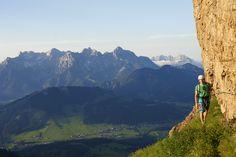 Wandern im Herbst! Fieberbrunn - Kitzbüheler Alpen - Tirol