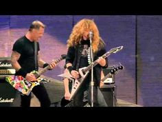 Metallica Am- Am I Evil? Live at the Big 4! This is so awesome!! You have to pin it! Tana xoxo