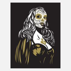 Day Of The Dead II, $32, now featured on Fab.