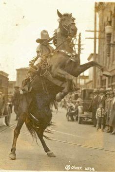 #vintage #cowgirl