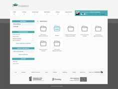 Studencko - identity & web on Behance