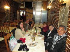 Isadora, Walter, Charo, Marita y Carlos (foto de Kory).