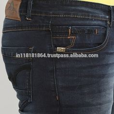 Source Designer wholesale jeans authentic for men fancy jeans pants on m.alibaba… – Men's style, accessories, mens fashion trends 2020 Ripped Jeans Men, Jeans Pants, Jeans For Men, Mens Dress Outfits, Patterned Jeans, Best Mens Fashion, Jeans Style, Ideias Fashion, Office Designs