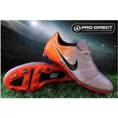 http://www.asneakers4u.com Purple Blk and Orange Nike Soccer CTR360 Elite FG Cleats