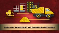 Learn Basic Civil Engineering and Engineering Mechanics with Our Adaptable Online Videos Course Materials Video Lectures on Basic Civil Engineering and Engineering Mechanics from Superior Faculty Sign Up Now! Engineering Subjects, Mechanical Engineering, Civil Engineering, Online Courses, Civilization, Sign, Education, Learning, Videos