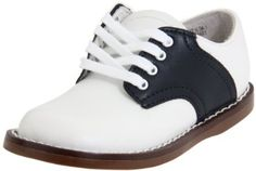 FootMates Cheer 2 Oxford (Infant/Toddler) FootMates. $47.00. Manmade sole. leather