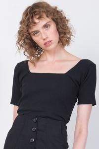 Small Arnsdorf Claire Tee Rrp $150 Quality First Black