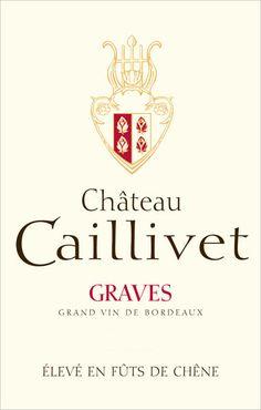Graves Château Caillivet