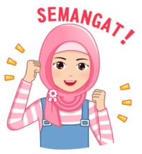 This hijab girl is beautiful, cute, nice, friendly and happy