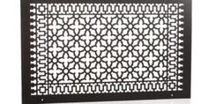 Cast Aluminum: Victorian - HVAC Grilles - Wall/Ceiling/Floor - Pacific Register Company Wood Floor Finishes, Victorian Pattern, It Cast, How To Apply, It Is Finished, Ceiling, Flooring, Wall, Ceilings