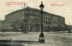 Hviezdoslavovo nam hotel Carlton Bratislava, Louvre, Travel, Times, Retro, Google, Wall, Image, Viajes