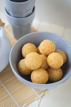 Bánh Cam - Vietnamese Sesame Balls