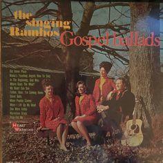 The Rambos - Gospel Ballads (Vinyl, LP, Album) at Discogs