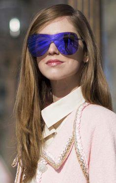 'Fashion hits': Los favoritos de las 'it-girls' Chanel Sunglasses