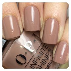 OPI Infinite Shine It Never Ends.  I received the OPI products as part of #PreenMeVIP program.