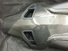 Recaro carbon fiber by GP composites