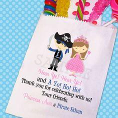 princess pirate goody bag