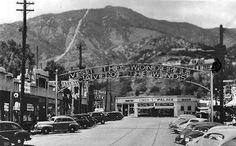 Manitou Springs - 1954