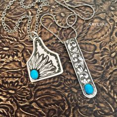 Turquoise Jewelry Outfit Western jewelry handmade by ArteVae Cowgirl Bling, Cowgirl Jewelry, Western Jewelry, Western Turquoise Jewelry, Turquoise Rings, Indian Jewelry, Cute Jewelry, Metal Jewelry, Jewelry Accessories