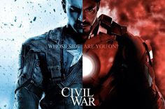 Captain America 3 - Civil War (2016): Action - Superhero (Marvel) // Following the events of the Age of Ultron, the collective governments of the world pass an act designed to regulate all superhuman activity. This polarizes opinion amongst the Avengers cause two factions that side with Iron Man (pro registration) or side with Captain America (anti registration) which causes an epic conflict between former allies.