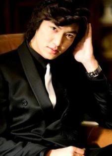Lee Min Ho -  Actor y modelo coreano.