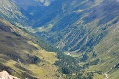 das Gössnitztal, Schobergruppe, Nationalpark Hohe Tauern Mountains, Nature, Travel, National Forest, Pictures, Naturaleza, Trips, Viajes, Traveling