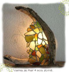 lampe verre poli                                                                                                                                                                                 Plus