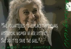 #CatchingFireDVD loved her character and the woman who played her!