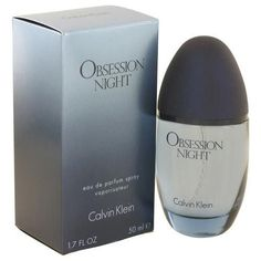 Obsession Night by Calvin Klein Eau De Parfum Spray 1.7 oz (Women)