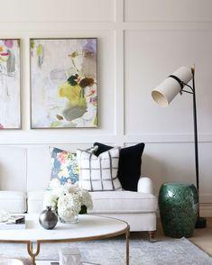 Traditionelles Wohnzimmer Lampen Manufactured Studio