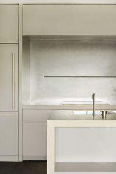 Charles Zana, Apartment Grange Canal, Geneva, kitchen | architecture interiors