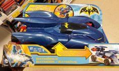 Batman Batmobile 2 in 1