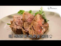Filé Mignon ao molho de Shoyu - byMonaco