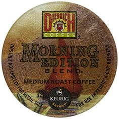 Diedrich Coffee Morning Edition Blend Keurig KCups 24Count >>> For more information, visit image link. (This is an affiliate link and I receive a commission for the sales)