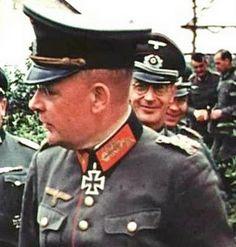 General der Infantrie Viktor von Schwedler, commander of the IV Armee-Korps, comprising 24 Infanterie-Division and 58 Infanterie-Division. IV Armee-Korps was to land in the third wave of the Operation Sealion assault.
