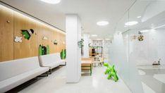 Hospital infantil con un diseño asombroso - DecoPeques