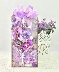 Specialists in Mulberry Paper Flowers, Pins, Lace, Crystals, Ribbon and lots of other gorgeous craft items